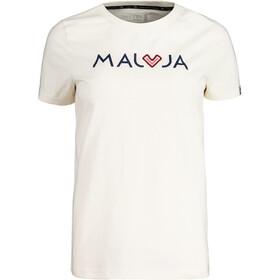 Maloja CrotschasM. T-Shirt Women, vintage white